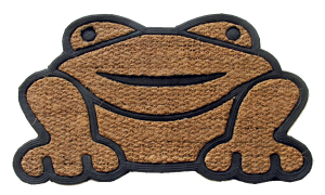 frog-door-mat-geo-crafts-in