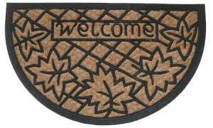 maple-leaf-pattern-welcome-