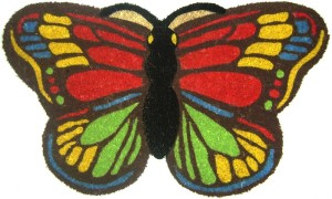 butterfly-welcome-mat-G349