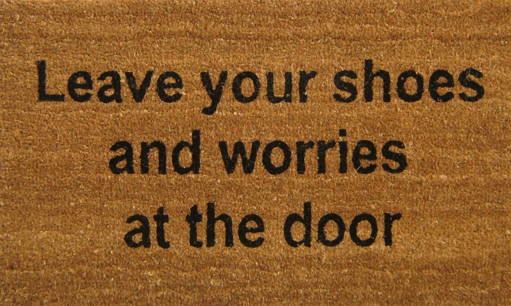 cursive coir non door in mats slip p welcome teal entryways mat x