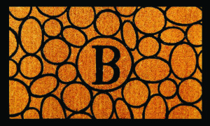 monogram-door-mat-G399